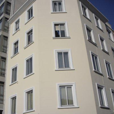 Fachadas Coruña Visanyo 3