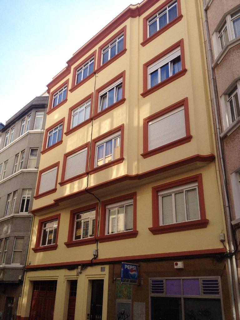 pintura de fachadas en coruna 1