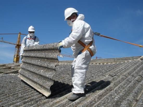 retirada de amianto construcciones visanyo