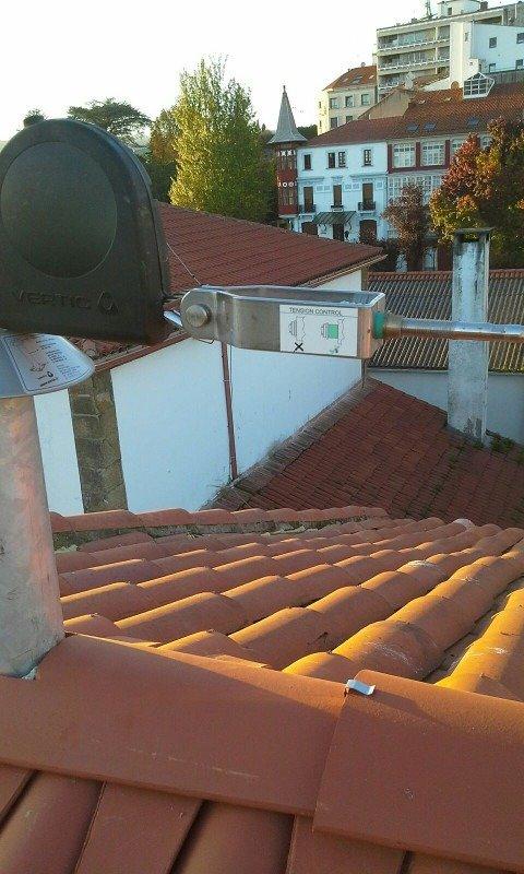 Cubierta Parador Ferrol 3