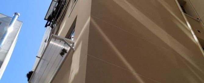 Rehabilitación fachada Eirís A Coruña 1