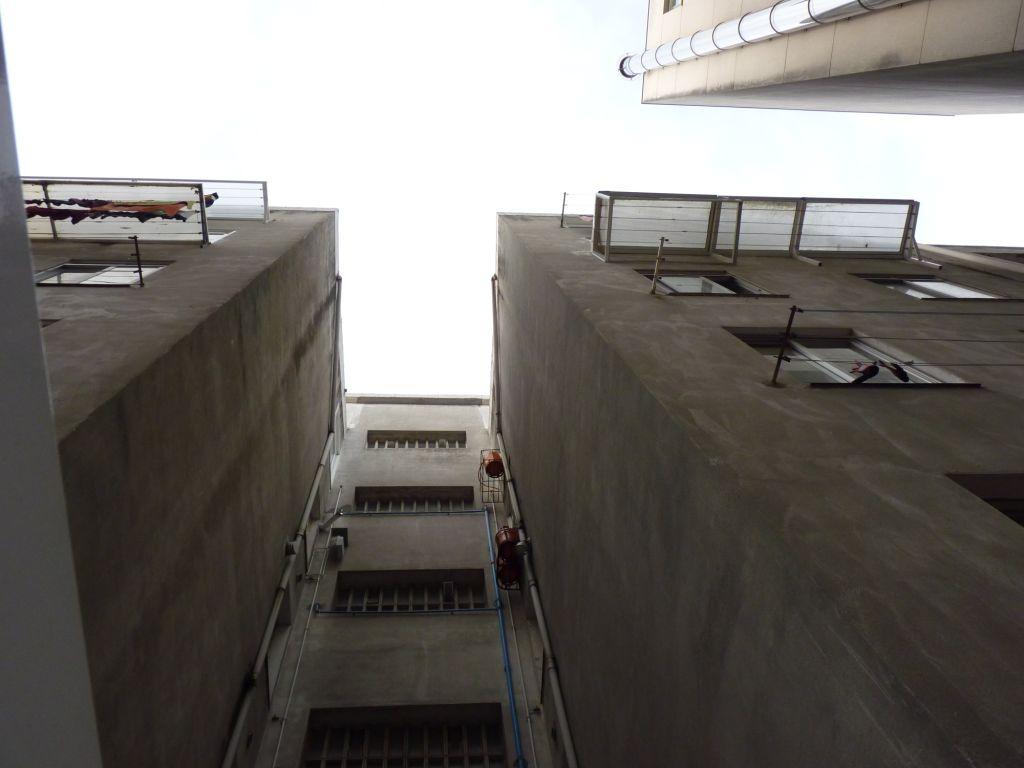 Rehabilitación fachada Eirís A Coruña 6