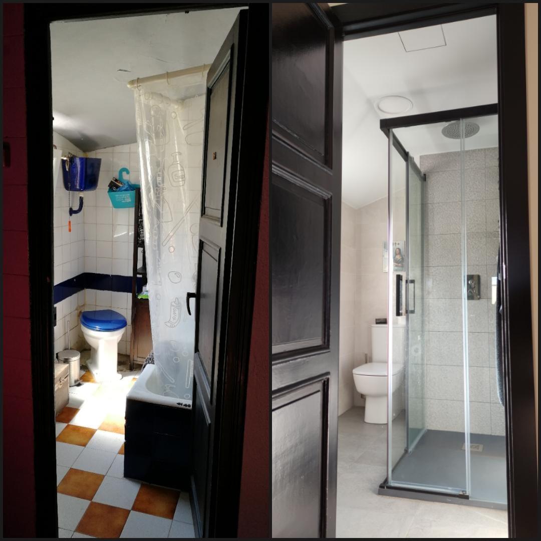 Reforma vivienda Avenida Oza Coruña 10