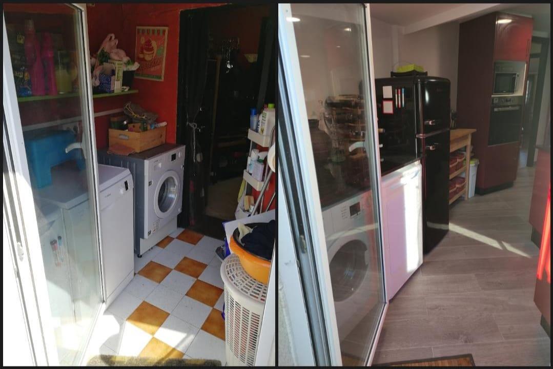 Reforma vivienda Avenida Oza Coruña 5