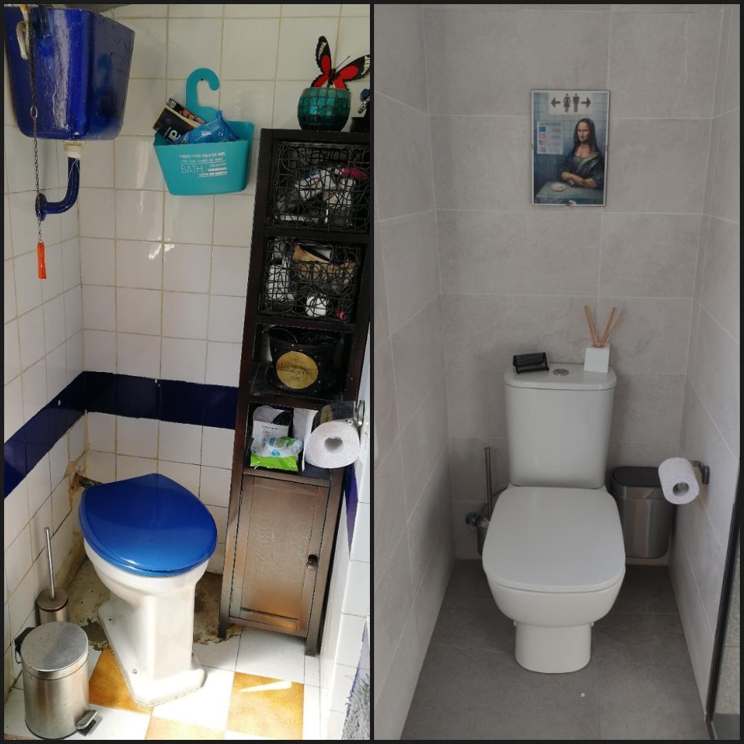 Reforma vivienda Avenida Oza Coruña 9
